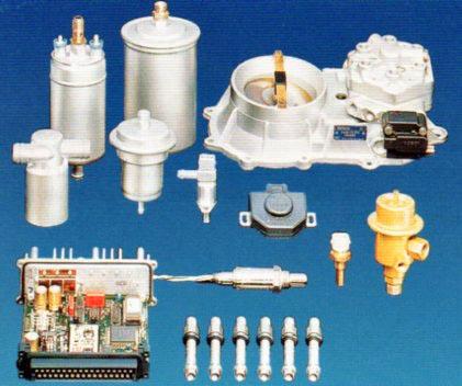 Bosch K Jetronic Fuel Injection